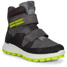 Детские <b>ботинки</b> – купить в интернет-магазине <b>ECCO</b> по цене от ...