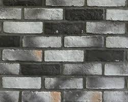 storm grey brick slips wall cladding