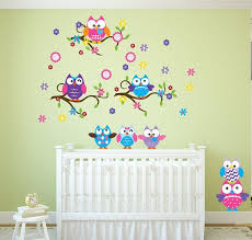 Small Picture Best 25 Owl wall decals ideas on Pinterest Girl owl nursery