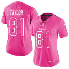 Rush Women's Limited San Wholesale Jersey Trent 49ers Nike Fashion Francisco Nfl Pink Taylor 15|Damon Amendolara: Bad AFC East Has Helped Patriots Win Super Bowls