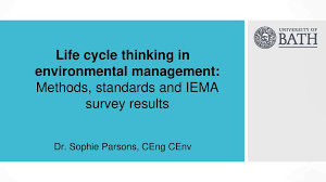 Dr. Sophie Parsons, CEng CEnv - ppt download