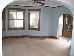 Humphrey House Green Remodeling Of An Arts And Crafts Bungalow - Dining room paint colors dark wood trim