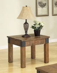 how to build rustic furniture. DIY Rustic Side Tables Designs How To Build Furniture