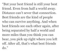 Long Friendship Quotes For Best Friends
