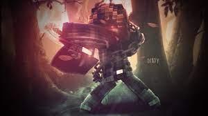 ➽ Minecraft wallpaper Speed art ...