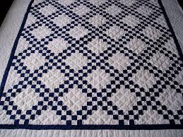 Navy Blue and White Quilt | Mae's Dojo | Pinterest | Navy blue ... & Navy Blue and White Quilt Adamdwight.com