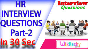 interview for hr position questions and answers why you consider yourself suitable for this position 2 hr interview