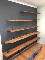 metal shelf brackets floating shelf