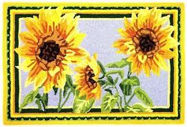 sunflower kitchen rug sets sunflower kitchen set sunflower kitchen rug shaped sunflower rug sunflower kitchen rug sunflower kitchen rug sets