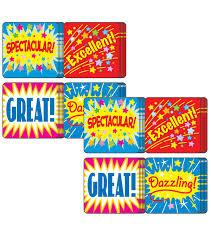 Carson Dellosa Positive Words Motivational Stickers 120 Per Pack