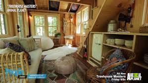 treehouse masters inside. Grace VanderWaals Treehouse Masters Reveal PEOPLEcom Inside
