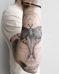 Luna Moth Tattoo Best Tattoo Ideas Gallery