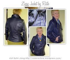 ziggi jacket sewing pattern by ruth and style arc