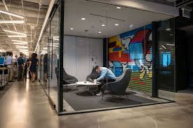 cool office space design. modren office capital one office shot in cool office space design