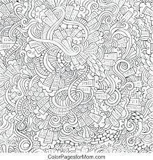 Advanced Mandala Coloring Pages Mandala Color Pages Adult Coloring