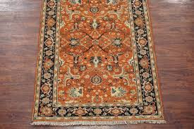manhattan oriental rugs van nuys new 4x6 veg dye antiqued persian mahal hand knotted wool area