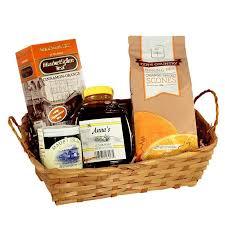 northwest breakfast gift basket
