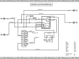 sierra indicator hazard switch wiring indicator wiring