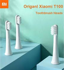 <b>Xiaomi Original T100</b> Toothbrush Replacement Teeth Brush Heads ...
