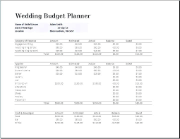 Free Excel Bud Templates Budget Calculator Template Budget
