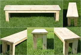3 easy diy sitting bench