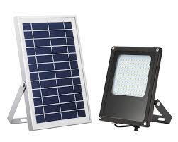 Solar Spot Lights For Flag Pole Amazon Com Solar Flood Light Outdoor Simex 120 Leds 800