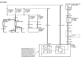 ford f550 wiring diagram for alt wiring library 2003 ford f250 6 0 alt not charging replaced the alt still not graphic