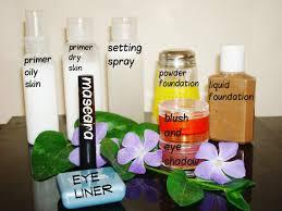 introduction diy starter makeup kit and more