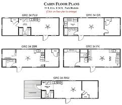 park model log cabin breckenridge park models chariot eagle we custom build the park model log cabins the floor plans pictured below are basic designs that we can easily make changes to or we can build to your