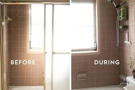 changing shower doors removing a sliding