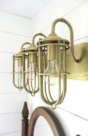 brass bathroom light fixtures. Bathroom Vanity Light Fixtures 3 Bulb Lighting Chrome Polished Brass Lowes O