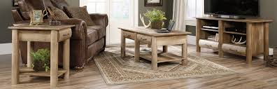 the boone mountain collectionin craftsman oak finish