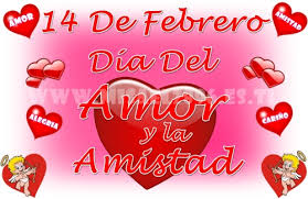 Resultado de imagen de fRASES DE AMOR, día de San Valentín