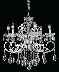 clancy 6 light chrome crystal chandelier lights aria collection warehouse
