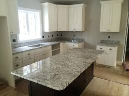 steel gray granite countertops with white cabinets best grey perfect kitchen