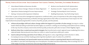 Consider including a summary of qualifications to work important keywords  into your sales resume
