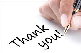 Thank You Letter Template Job Search Tips Ihire