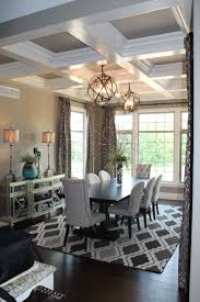 chandelier for dining room. Farm Table, Lighting, Judges Panelling, Wallpaper, And Flat Back Ceiling. All Done To Perfection! | Home Sweet Future Pinterest Ceiling, Chandelier For Dining Room