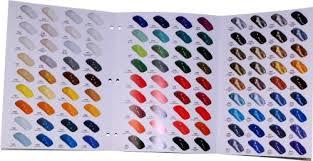 Ppg Paint Color Chart 78 Precise Sikkens Automotive Paint Color Chart