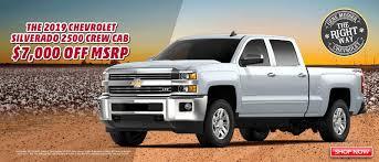 Gene Messer Chevrolet | Lubbock TX Car & Truck Dealership Near Me