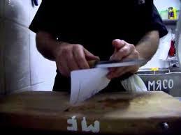 <b>Нож</b> в работе,<b>Makiri knife</b>.. - YouTube