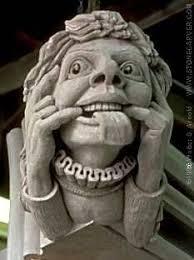 Stone carving on Washington Cathedral, by Walter Arnold | Stone carving,  Gothic gargoyles, Gargoyles