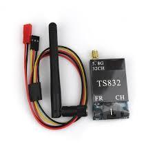 2018 ts832 boscam fpv 5 8ghz 32ch 600mw tx transmitter av Cheerson CX20 Wiring-Diagram Props at Ts832 Transmitter Wiring Diagram