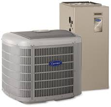 carrier split system. split heat pumps: offering both heating and cooling from a single unit, carrier pumps include special filter drier system, armorplate coil coating system r