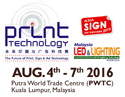 Small Picture Print Technology 2016 Exhibitions Events in Malaysia