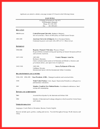 One Page Resume Example Fresh 25 Best Free Professional Cv Resume