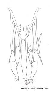 my second good looking dragon after reading the dragon drawing book this was when i realized that drawing the front view of a dragon s