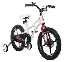 Kickstand Size Chart Royalbaby Space Shuttle Kids Bike Lightweight Magnesium