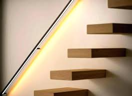 Indoor stair lighting Modern Full Size Of Lighting Stair Lights Recessed Wall Indoor Stairway Light Via Deck Solar Lowes Outdoor Adrianogrillo Lighting Stair Lights Recessed Wall Indoor Stairway Light Via Deck