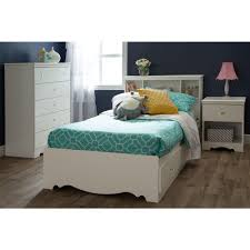 kids beds with storage. Fine With South Shore Crystal Twin Kids Storage Bed Intended Beds With R